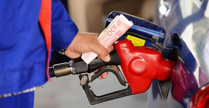 """油价""""三连涨""""几无悬念 五一出行成本将增加"""