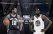NBA季后赛-正直播马刺vs勇士 同步播热火vs76人