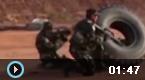 解放军特种部队连贯演练