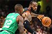 NBA-8:00直播凯尔特人vs骑士 生死战詹皇或大爆发
