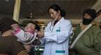 女藏医出诊一次要走两天