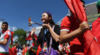 世界杯志愿者会四门语言