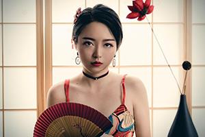 95后小哥哥拍的美女写真 日系家庭剧的感觉扑面而来