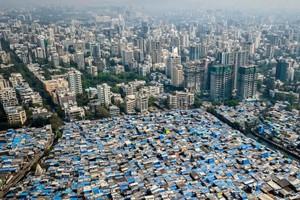 摄影师航拍世界各国城市:原来贫富差距这样明显