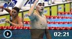孙杨斩获800米自由泳金牌