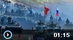 中俄举行大规模联合阅兵