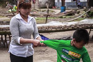 缅甸女子偷渡中国被嫁哑巴十余年无法落户 撇下俩娃逃离