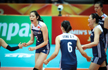 女排世锦赛中国时隔20年再胜俄罗斯 顺利晋级6强