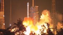 北斗三号地球静止轨道卫星发射