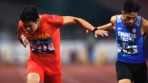 9秒91震惊日本对手 苏炳添:东京奥运还有中日之战