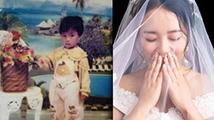 20年前的你VS现在的你:5岁的我和25岁马上嫁人的我