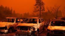 加州山火已升级为全美史上破坏性最强 致9人遇难