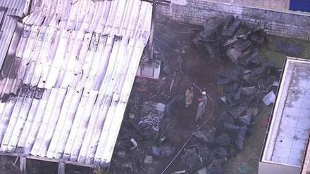 巴西足坛豪门弗拉门戈训练中心发生火灾 至少10人遇难