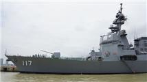 日本宣布派出参与中国海军成立70周年庆典的军舰