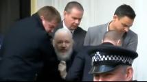 维基解密创始人阿桑奇被捕