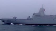 90秒看海军阅舰式精华盘点