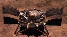 NASA首次检测到疑似火星地震