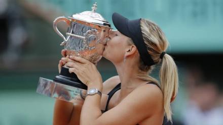 32岁莎娃宣布结束职业生涯 曾是网坛五届大满贯得主
