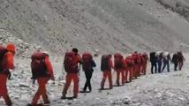 纪念中国人首次登顶珠峰60周年