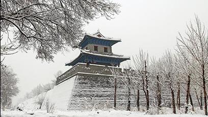 The beauty of Zhangjiakou