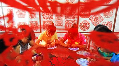 Culture de Zhangjiakou