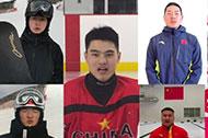 冬殘奧運動員積極備戰