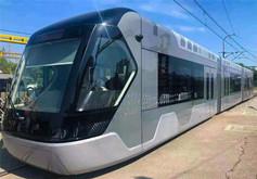 Des tramways pour les Jeux d'hiver de Beijing2022 bient?t mis à l'essai à Zhangjiakou