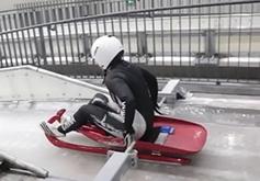 """探訪國家雪橇集訓隊 冬奧夏練有""""玄機"""""""
