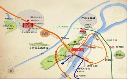 四大证据告诉你:这里可能是南京刚需买房下一个机会