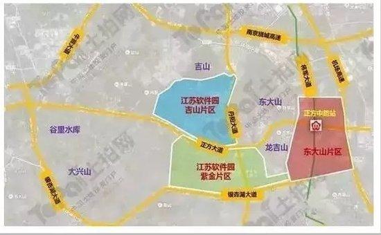 刚需版图再次拓宽 南京这些区域成买房重镇