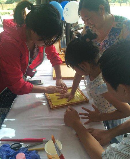 亲情国际公寓:紫荆diy车展呈现记录美好成长时北京手模篷房图片