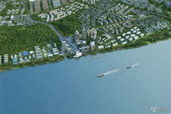 """不用羡慕上海,南京也有""""外滩""""!这里惊现总价250万起的新房"""