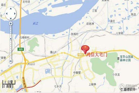 鸿信大宅门预计2013年下半年上市