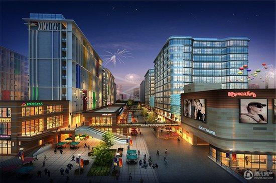 宝隆时代广场:住宅限卖 投资地铁公寓更靠谱