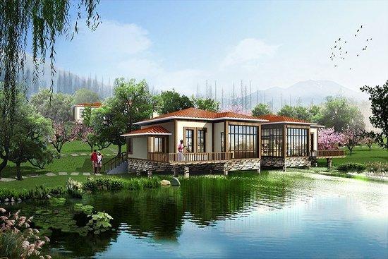 毓龙湾国际度假村图片