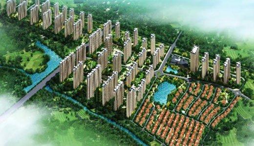 滁州市南京北 汊河新区104国道旁 -楼盘360 测评第52期 碧桂园城市