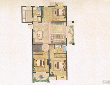 利玛・国际锦苑区位图