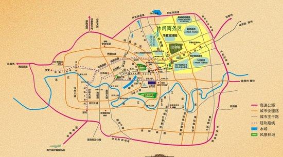 2030南宁大塘镇规划图