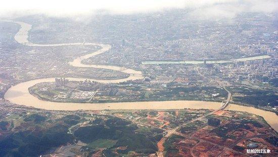 盛科城·SENCO CITY 五象核心区80万平米皇家法式城邦