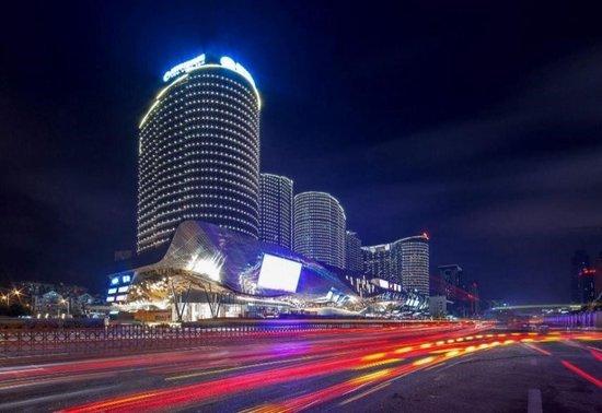 香榭里御尊酒店强势进驻 五象航洋城天生做酒店