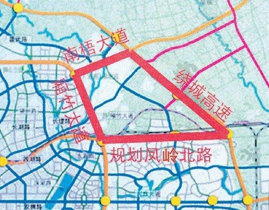 湖南七纵九横高速公路规划图