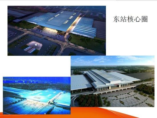 兴宁高铁站规划图内容|兴宁高铁站规划图版面设计