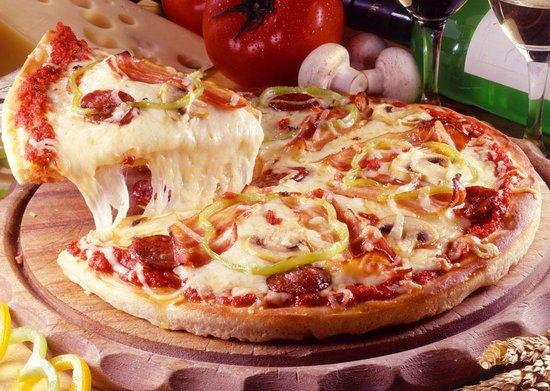 "Pizza DIY和你一起体验舌尖上的""都会""盛宴"
