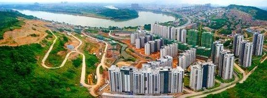 南宁市本月腾讯网友关注楼盘TOP10