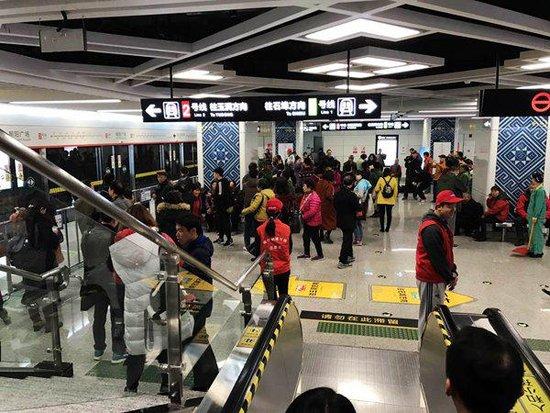 地铁2号线顺利通车 入手沿线楼盘享无限潜在价值!