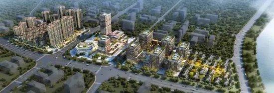 规划信息港挂出公示文件,龙岗定位城市级商业中心!