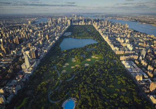 一个城市的公园梦想 碧桂园·公园壹号的鲜氧公园式生活