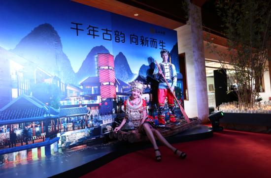 益田西街携手众知名品牌造全球旅游商业标杆