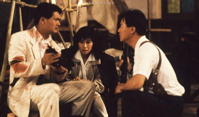 叶倩文的《浅醉一生》是港片《喋血双雄》的主题曲