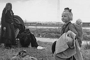 德国战争儿童回忆黑暗岁月